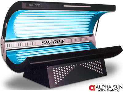 Tanning Bed Model AS24XLS